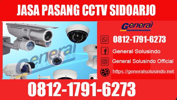 Jasa Pasang CCTV Sukodono