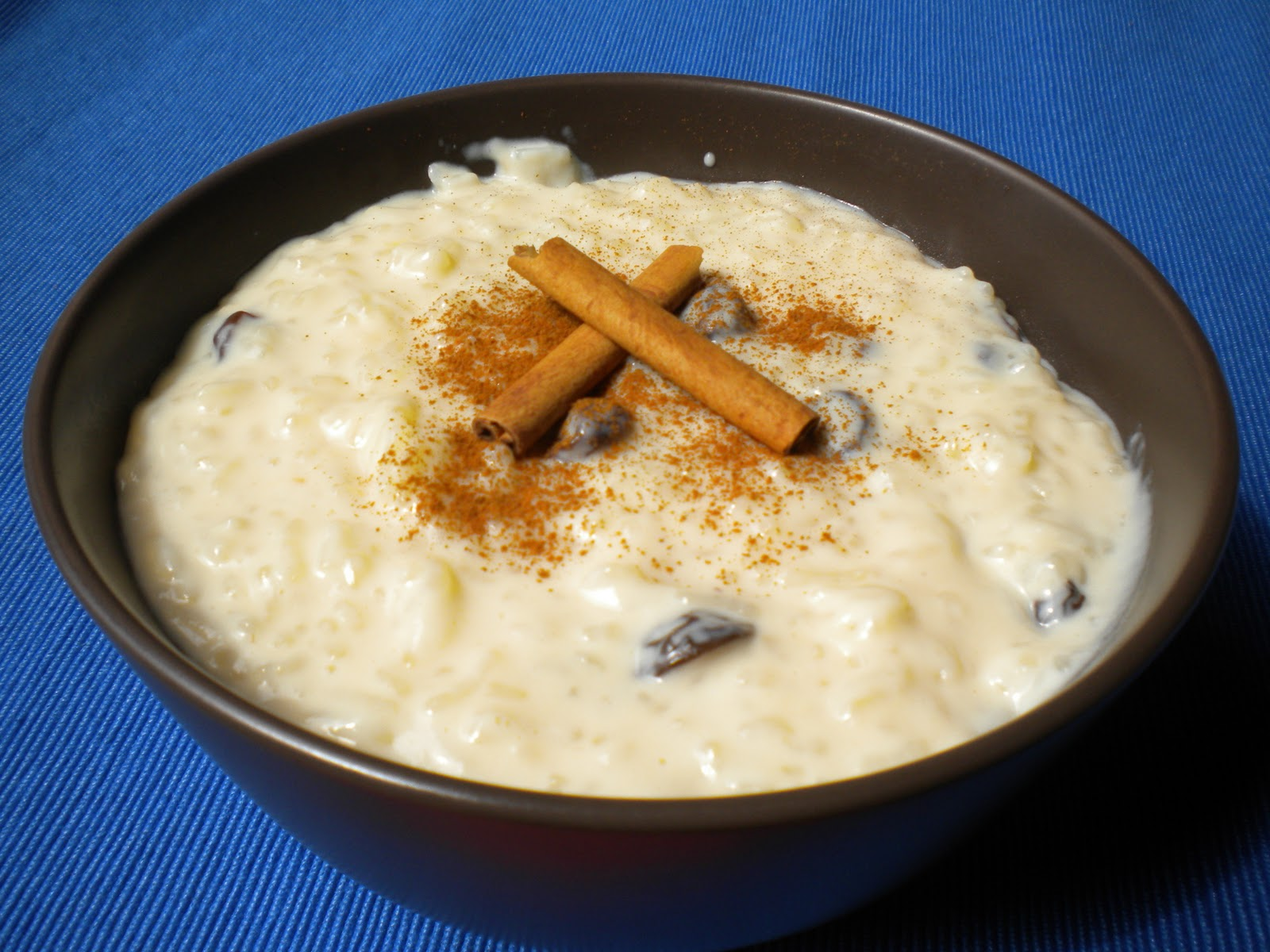 how to make rice pudding basic
