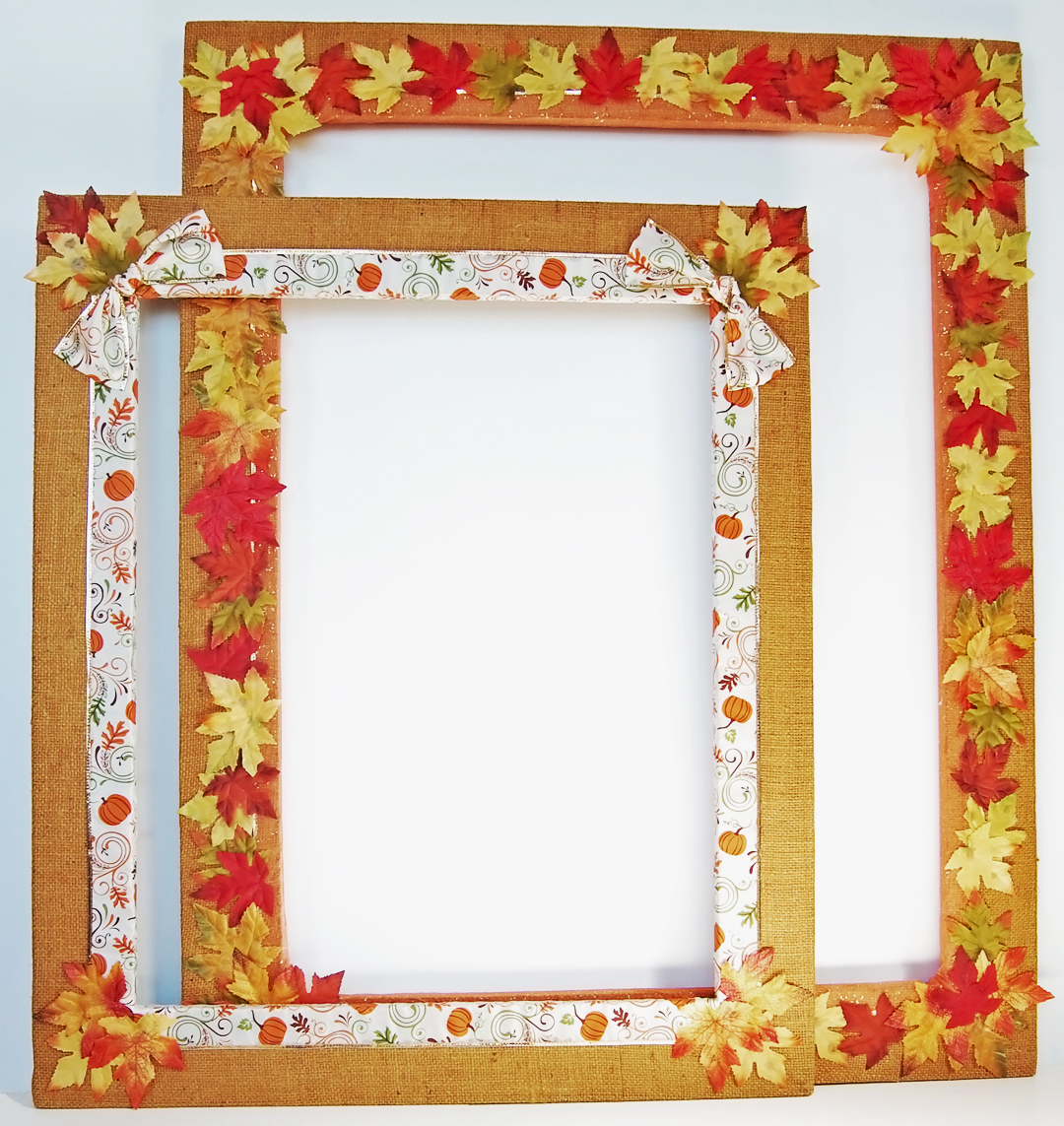 Eclectic Design Choices - Designs for Your Life: Fall Photo Frames ...