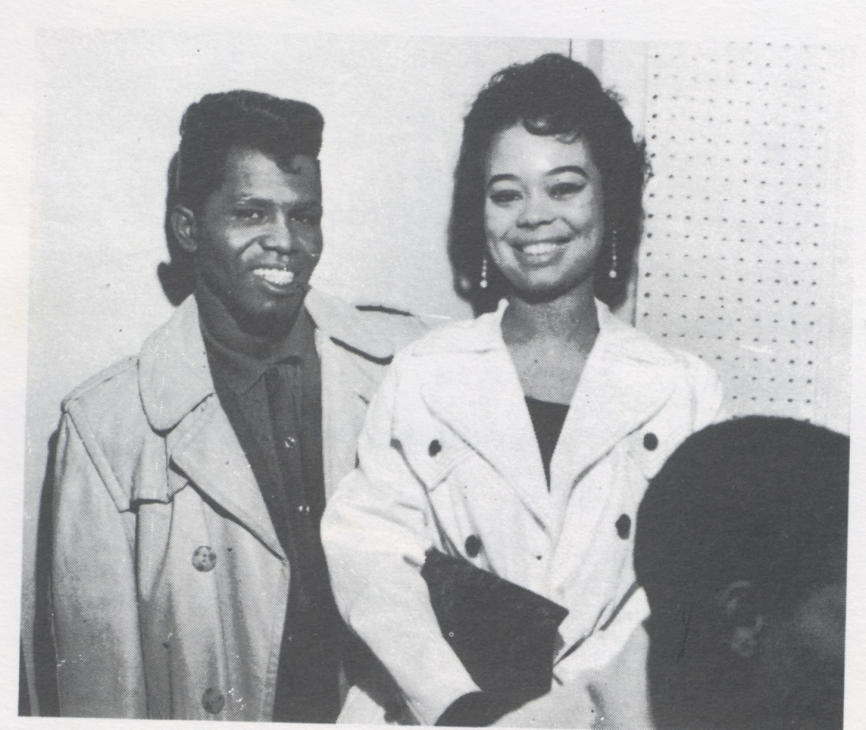 yvonne fair and james brown relationship with his mother