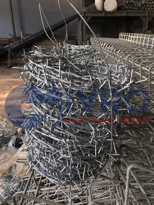 kawat Duri Galvanis Murah Harga Pabrik