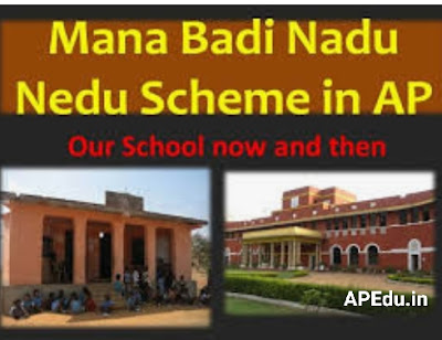 "Budhi Rajasekhar, Special Secretary to AP School of Government, has released the latest ""MANABADI NADU-NEDU"" guidelines"