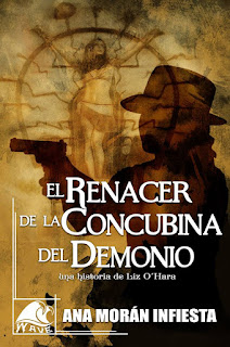 Reseña El renacer de la concubina del demonio, de Ana Morán Infiesta - Cine de Escritor
