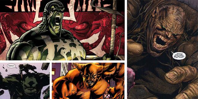 Berbagai Versi Alternatif Hulk dari Semesta Marvel (Bagian 2)