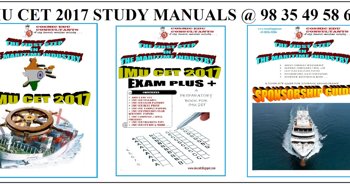 Imu Cet Question Paper Pdf