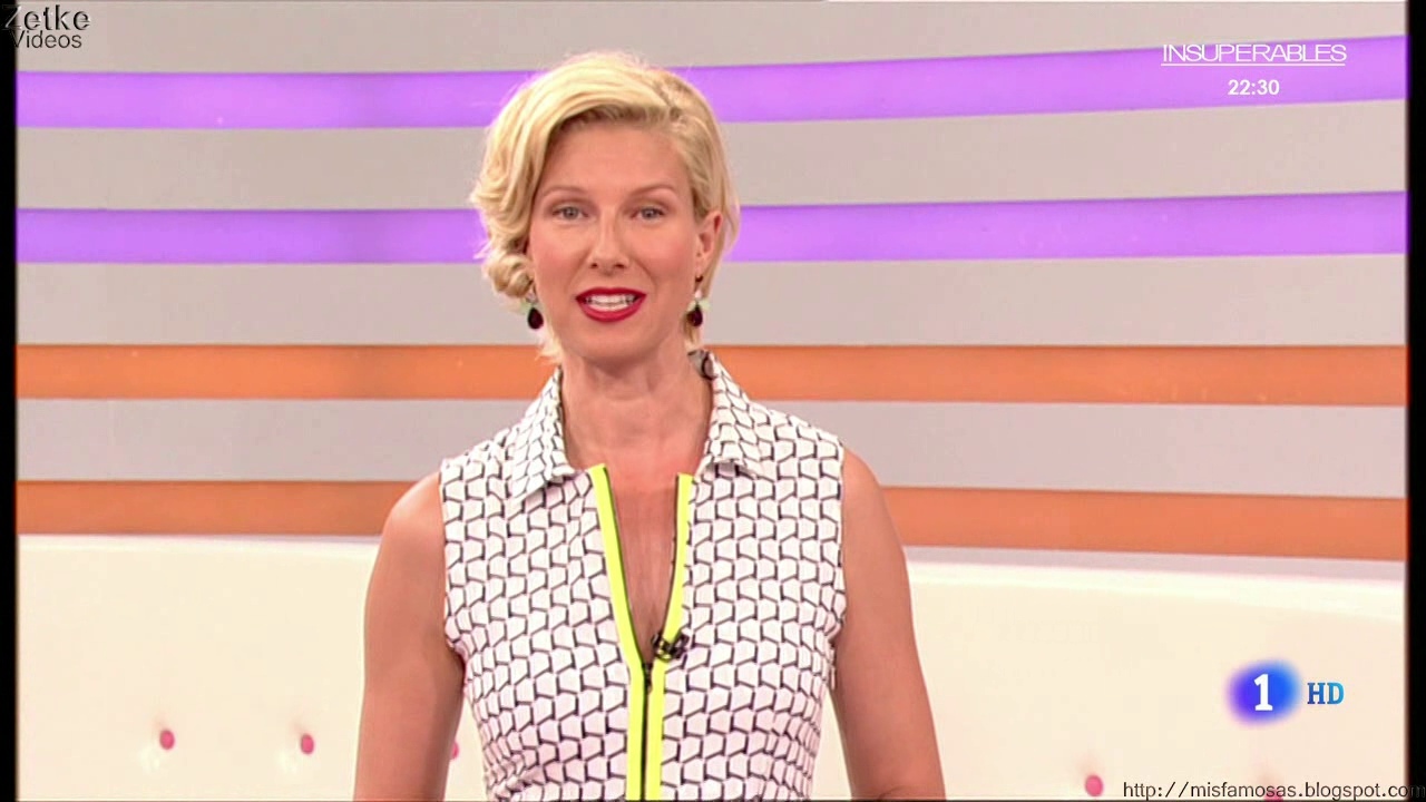 Anne Igartiburu (12 Jun 2019) | Mis Famosas