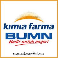 Lowongan Kerja Kimia Farma Bandung 2020