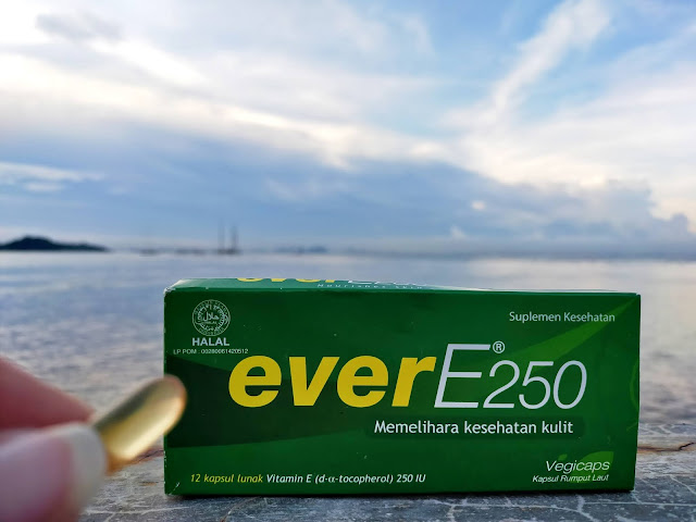 Ever E 250 Untuk Membantu Perawatan Kulit