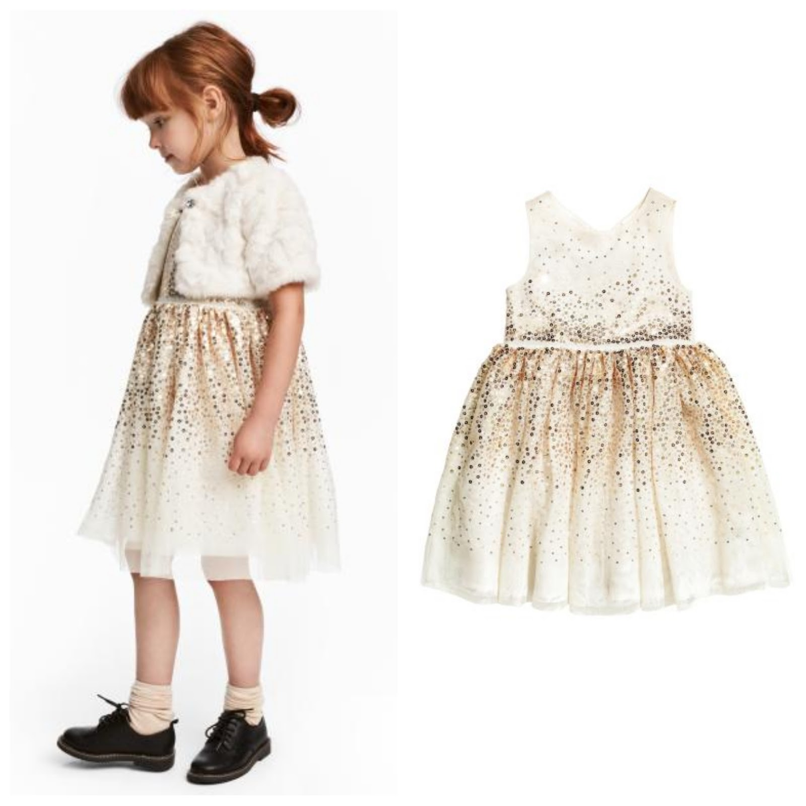 best hm christmas dresses for girls - Hm Christmas