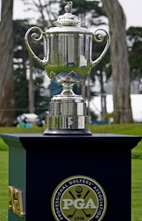 PGA Championship, future, locations, venues, upcoming, next, golf sites, from 2021 - 2034.