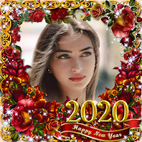 Happy new year 2020 photo frame Apk for Android