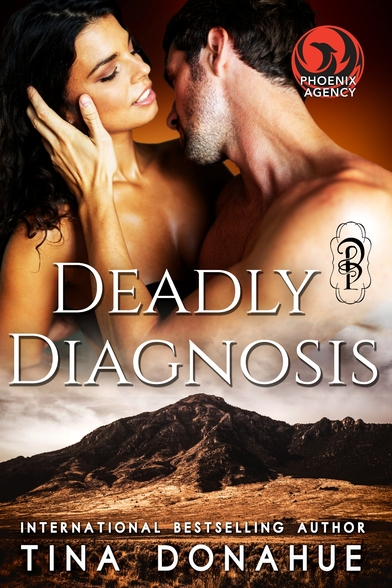 Deadly Diagnosis cover