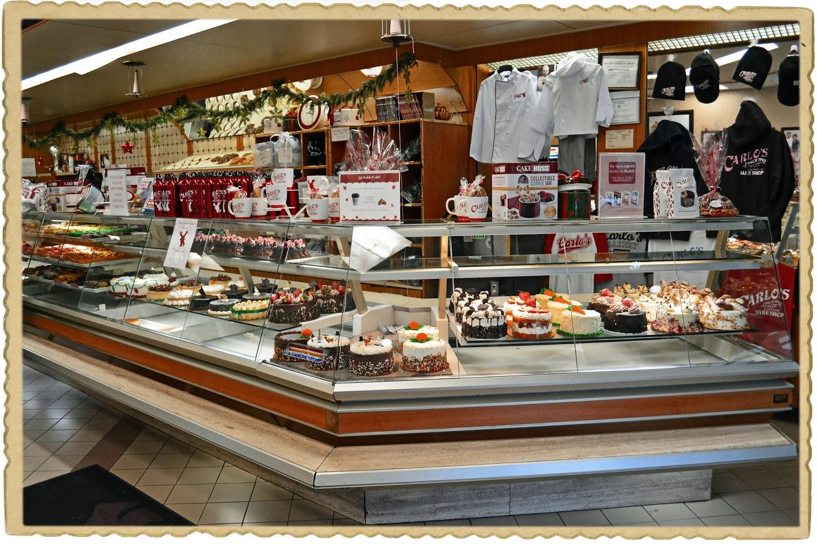 Carlos Cake Shop Prices