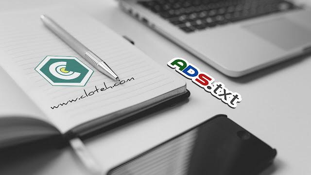 Mengatasi penghasilan beresiko ADS.txt pada Adsenae