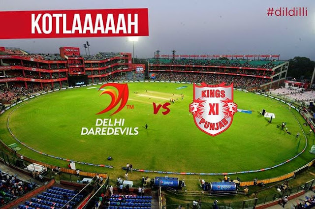 IPL 2016 Match DD vs KXIP Match Prediction And Ball By Ball Update