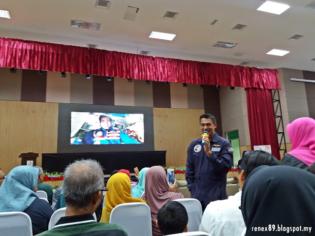 Angkasawan Malaysia Dato Dr Sheikh Muszaphar