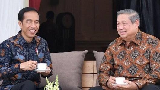 SBY Diundang Jokowi ke Istana Siang Ini, Ada Apa?