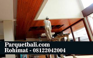 plafon kayu di jakarta