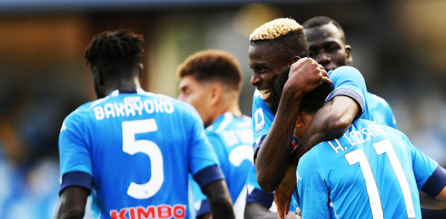 Napoli vs Atalanta – Highlights