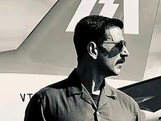 बैल बॉटम' फिल्म का फर्स्ट लुक जारी, रेट्रो लुक में दिखे अक्षय कुमार