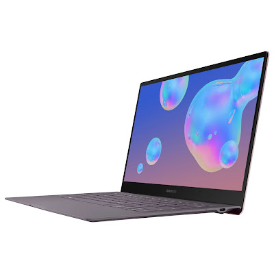 Samsung galaxy book S with Snapdragon 8cx ARM processor