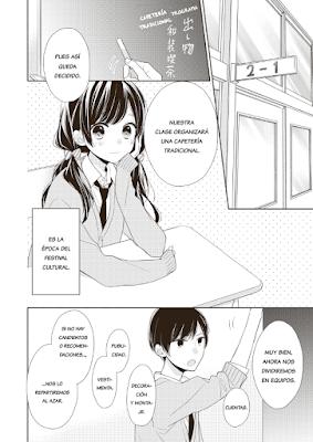 Review del manga Siempre habrá otra oportunidad Vol.4 de Rika Enoki - Ediciones Babylon