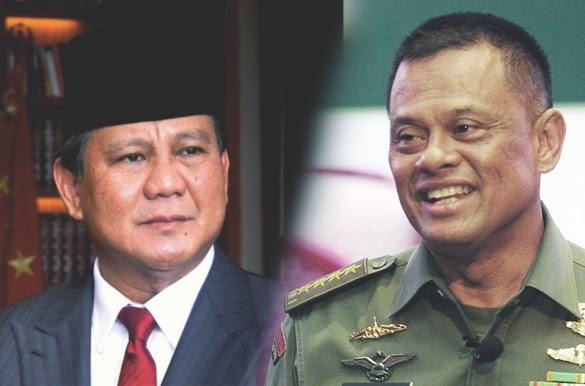 Pengamat: Prabowo-Gatot Pilihan Tepat Koalisi Keumatan
