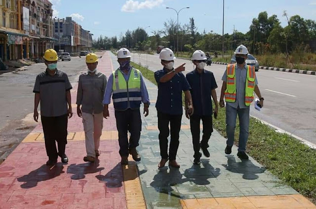 Satu Komando, Pemko dan BP Batam Semakin Sinergi Percepat Pembangunan