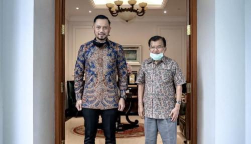 JK dan AHY Bisa Cairkan Hubungan SBY-Surya Paloh