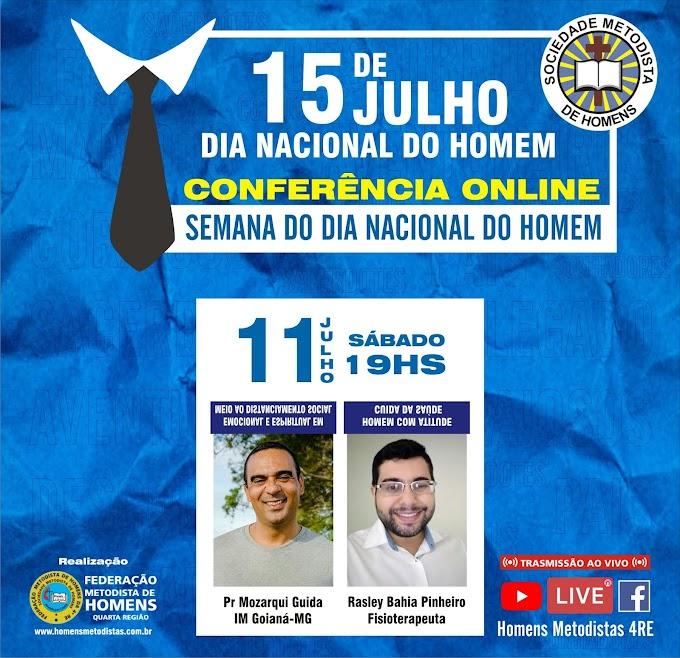 Semana do Dia Nacional do Homens