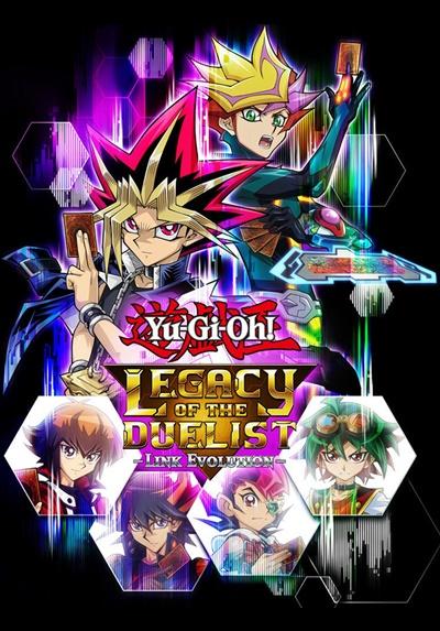 โหลดเกมส์ Yu-Gi-Oh! Legacy of the Duelist : Link Evolution