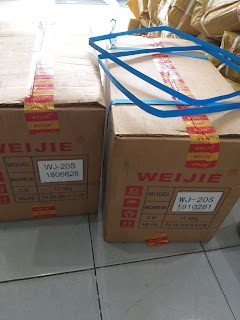 mesin gulung, gulung benang, mesin gulung benang, benang jahit, benang bordir, Wei Jie, WJ, 30P, Wei-Jie, 20S, sulawesi,