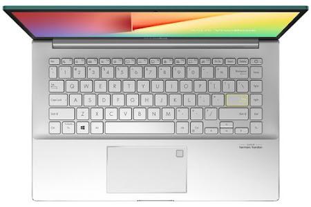 ASUS VivoBook S14 (M433), Laptop Gaya Bertenaga
