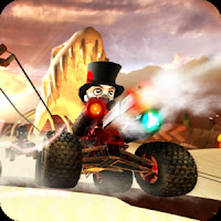 Download Game Cracking Sands – Combat Racing v1.0 (Mod Apk Money/Premium)