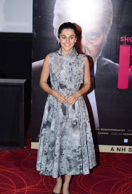 Taapsee Pannu Latest Hot Glamourous PhotoShoot Images At Press Conference