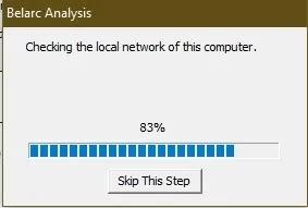 كيفية الوصول بسرعة إلى مفاتيح الترخيص والأرقام التسلسلية تحليل Belarc