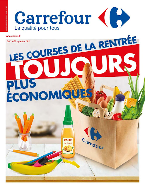 catalogue carrefour algerie dz septembre 2019