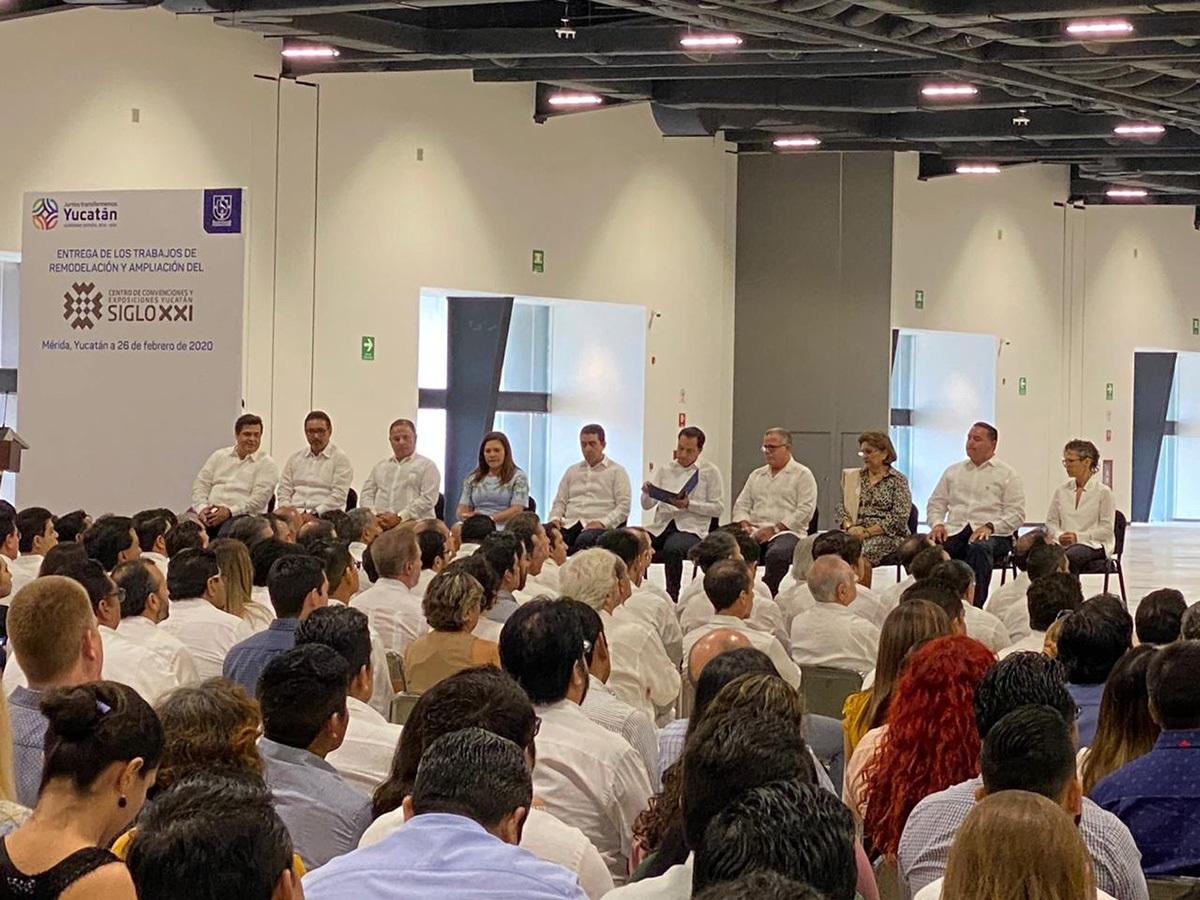 CENTRO CONVENCIONES YUCATÁN SIGLO XXI TIANGUIS TURÍSTICO 02