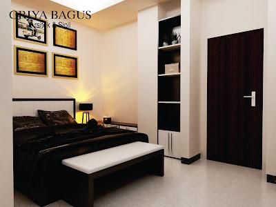 Desain Interior Kamar Kos Jakarta Kamar S view 1