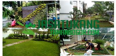 Jasa pembuatan taman di Jakarta timur