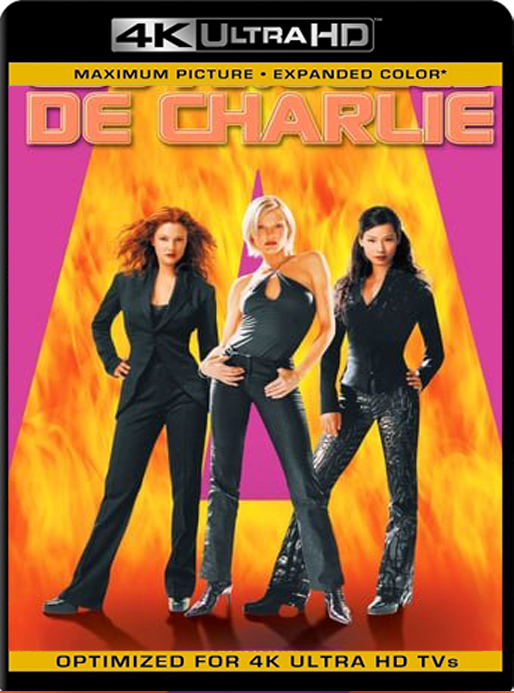 Los ángeles de Charlie (2000) 4K 2160p UHD [HDR] Latino [GoogleDrive]