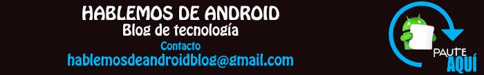 Pauta en hablemos de android