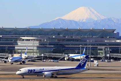 Transportation of Haneda Airport