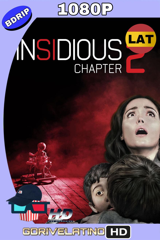 La noche del demonio: Capítulo 2 (2013) BDRip 1080p (Latino-Inglés) MKV
