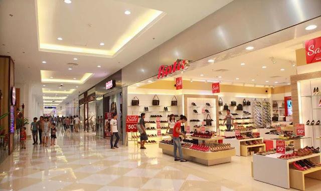 Trung tâm thương mại cao cấp tại chung cư Gemek Premium