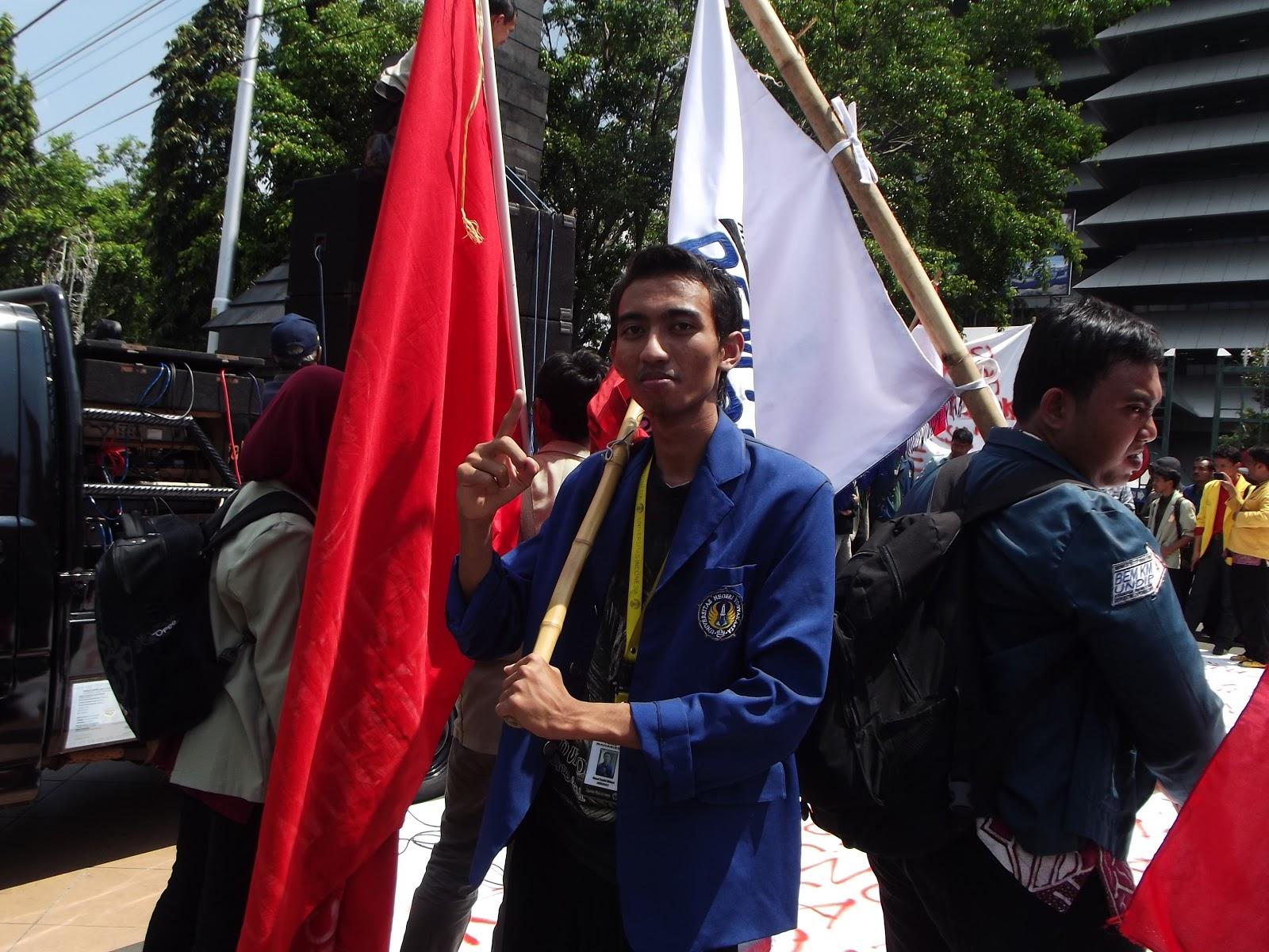 Mewujudkan Demonstrasi Yang Damai