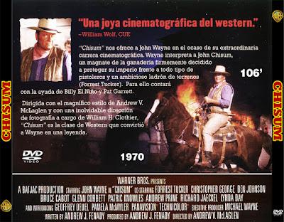 Chisum (John Wayne) - [1970]