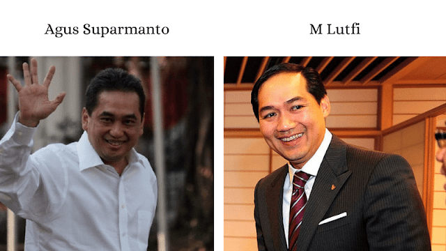 menteri baru perdagangan