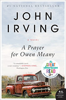 A prayer for owen meany on Nikhilbook