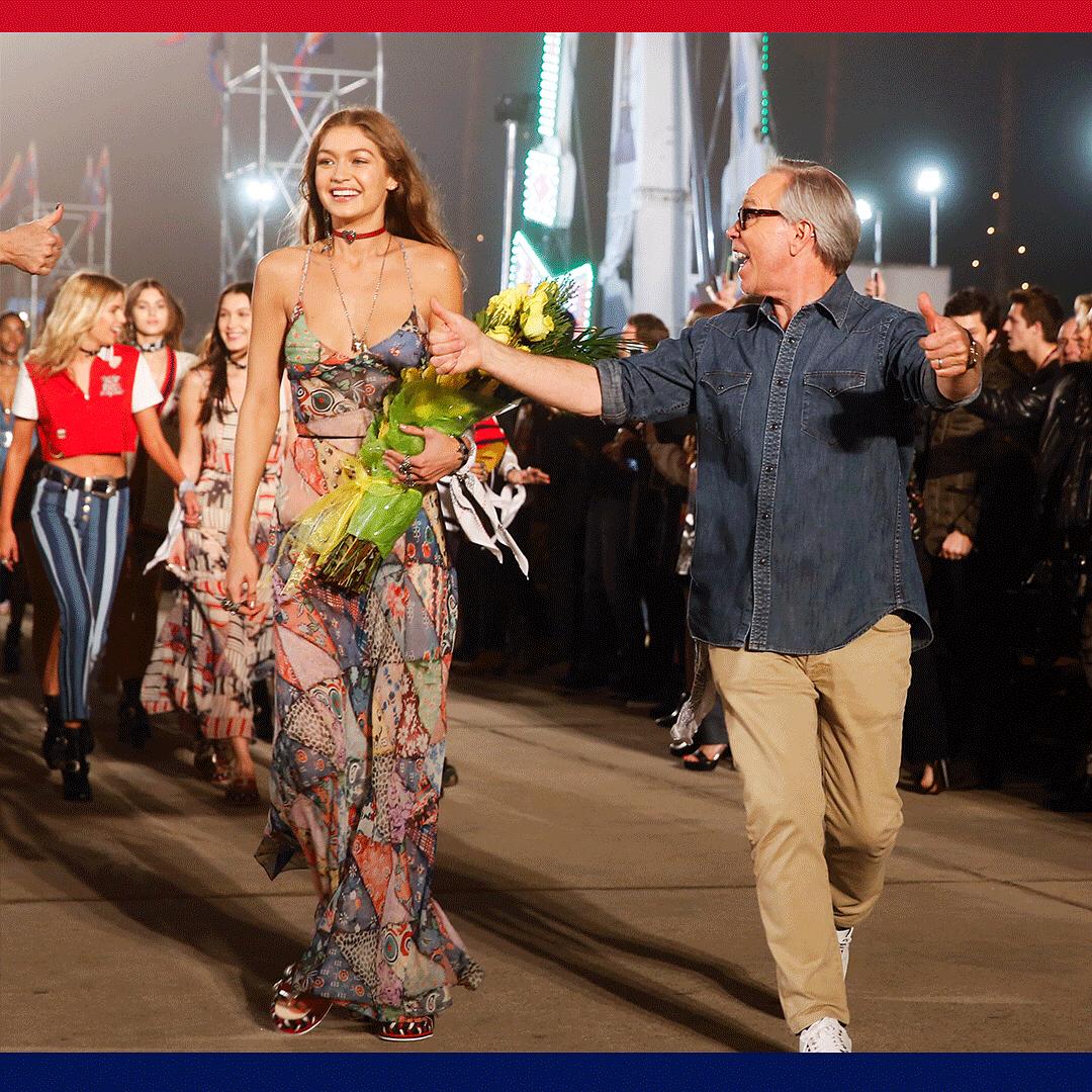 Girl of the moment! Gigi Hadid en la nueva campaña de